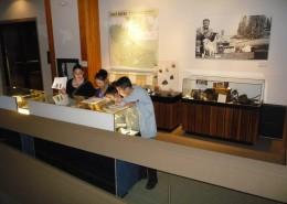 Geology Ramp Exhibit