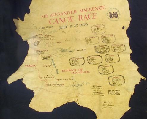 Horizon Cup /ASCWA canoe race