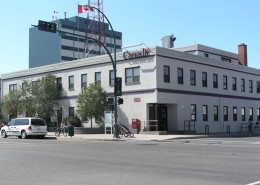 Yellowknife Post Office