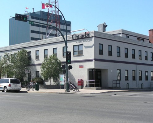 Yellowknife Post Office