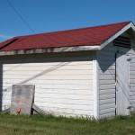 Hudson's Bay Company Shed