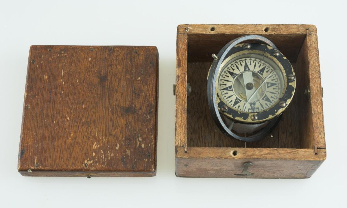 Compas nautique