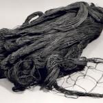 Willow Bark Fishing Net