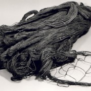 Willow Bark Fishing Net