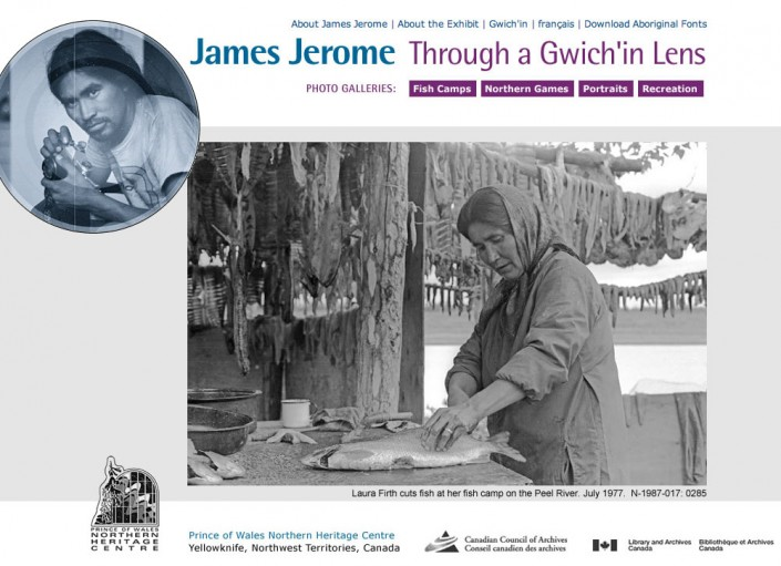 James Jerome: Through a Gwich'in Lens