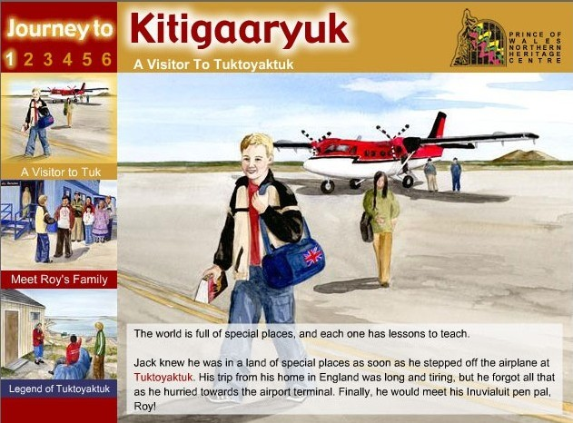 Journey to Kitigaaryuk