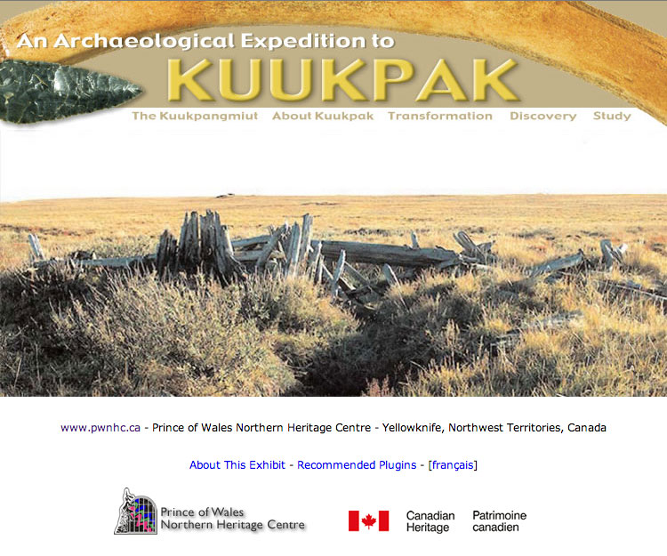 Archaeological Expedition to Kuukpak