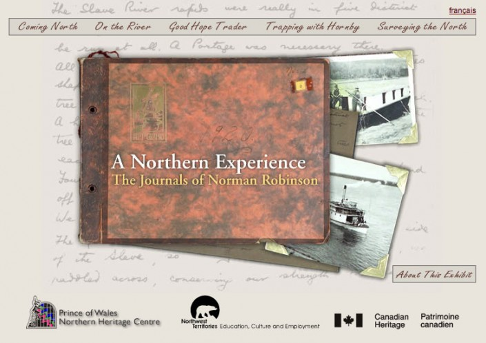 A Northern Experience: The Journals of Norman Robinson