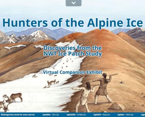 NWT Ice Patch Study Virtual Exhibit