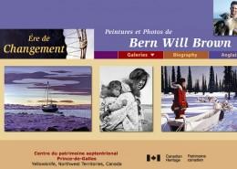Peintures et photos par Bern Will Brown