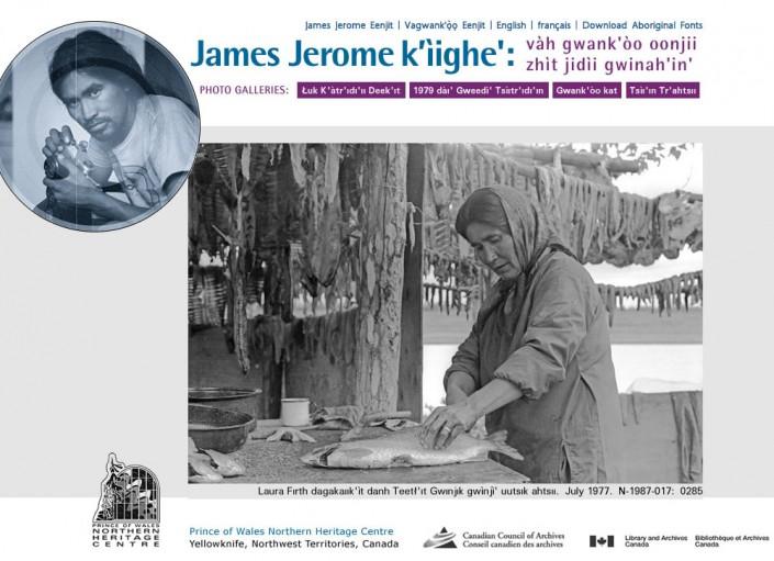 James Jerome k'ı̀ighe'