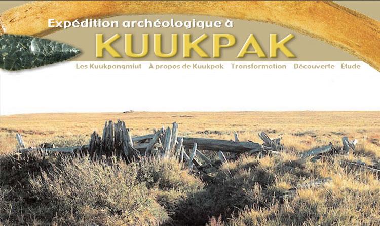 Expédition Archéologique à Kuukpak