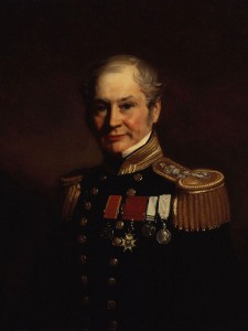 Sir Edward Belcher (1799-1877). By Stephen Pearce, 1859. National Portrait Gallery, London.