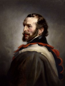 John Rae (1813-1893). By Stephen Pearce, 1853. National Portrait Gallery, London.