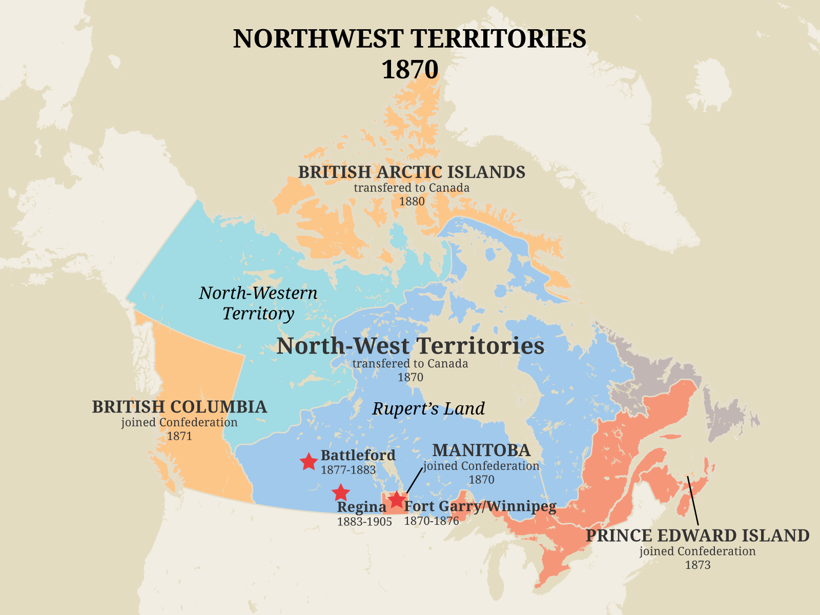 history of the northwest territories of Northwest territory, first possession of the united states, comprising the region known as the old northwest, s and w of the great lakes, nw of the ohio river, and e of the mississippi river, including the present states of ohio, ind, ill, mich, wis, and part of minn.