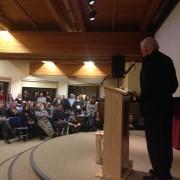 Media Coverage of Berger Evening Presentation
