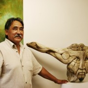 Press Release: Inuvialuit Sculptor Abraham Anghik Ruben