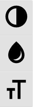 visual icons