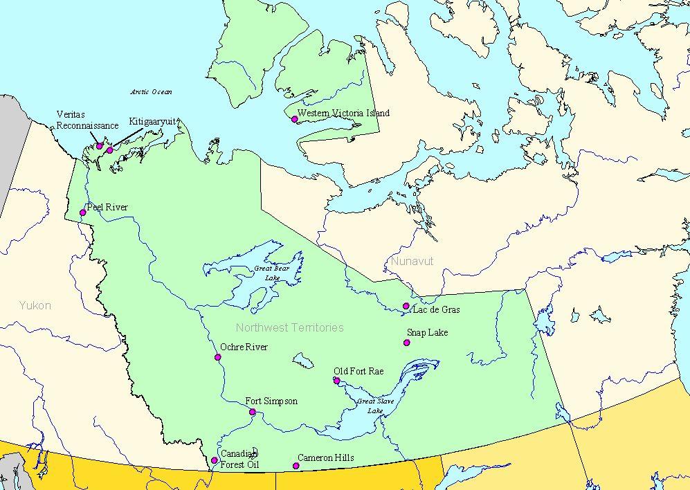 2000 Map