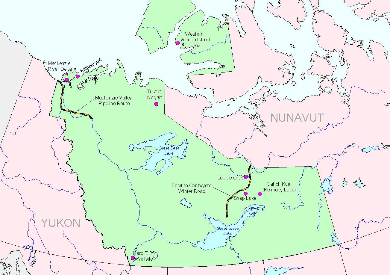 2001 Map