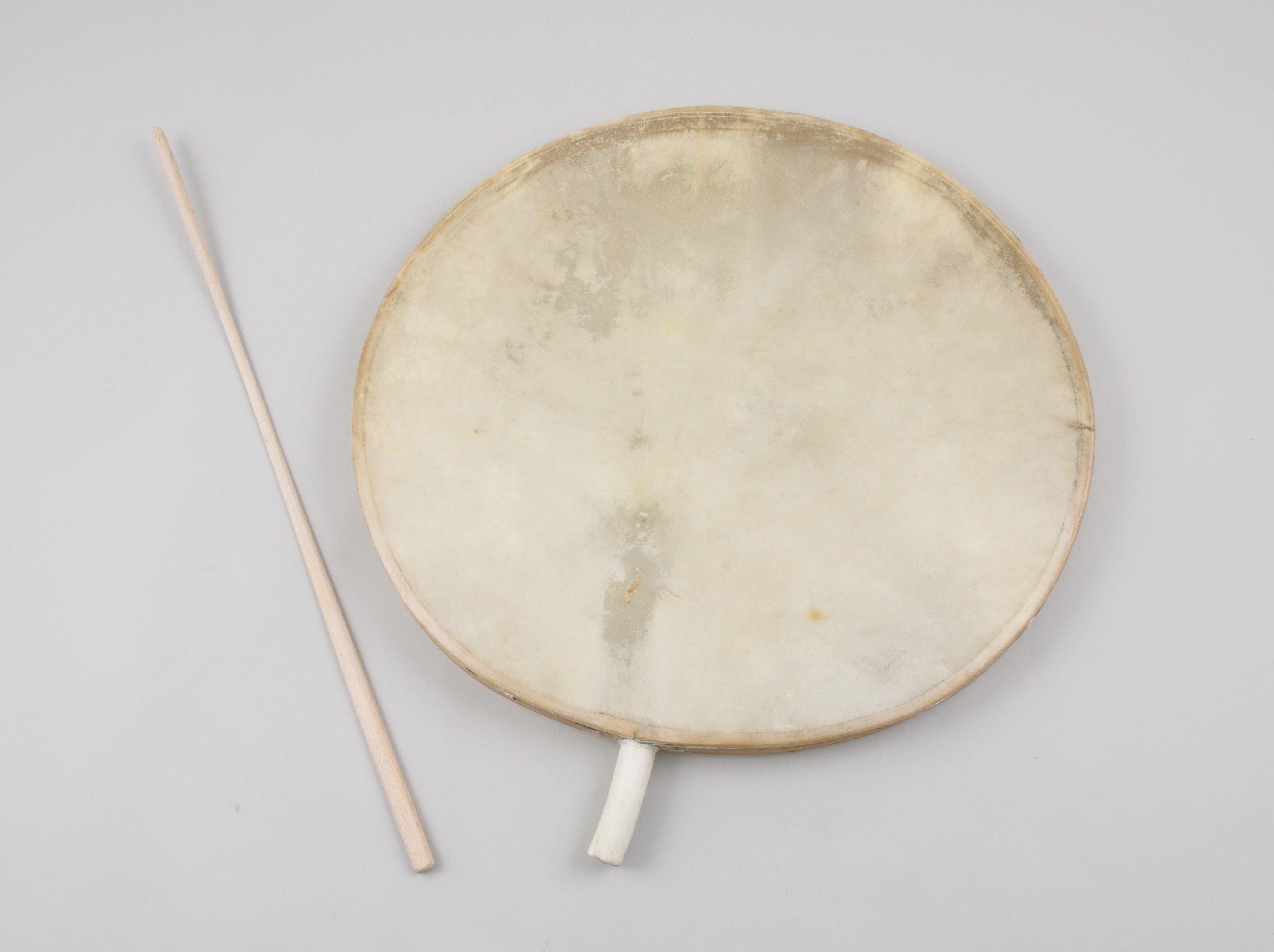 Drum and stick